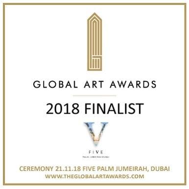 Global Art Awards 2018 Finalist Bernard Pietraga
