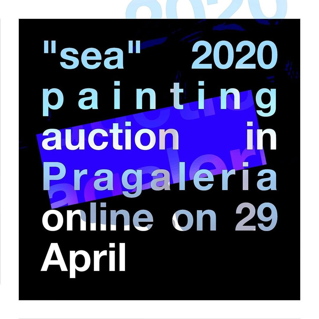 Pragaleria, 36th young art auction, bernard pietraga
