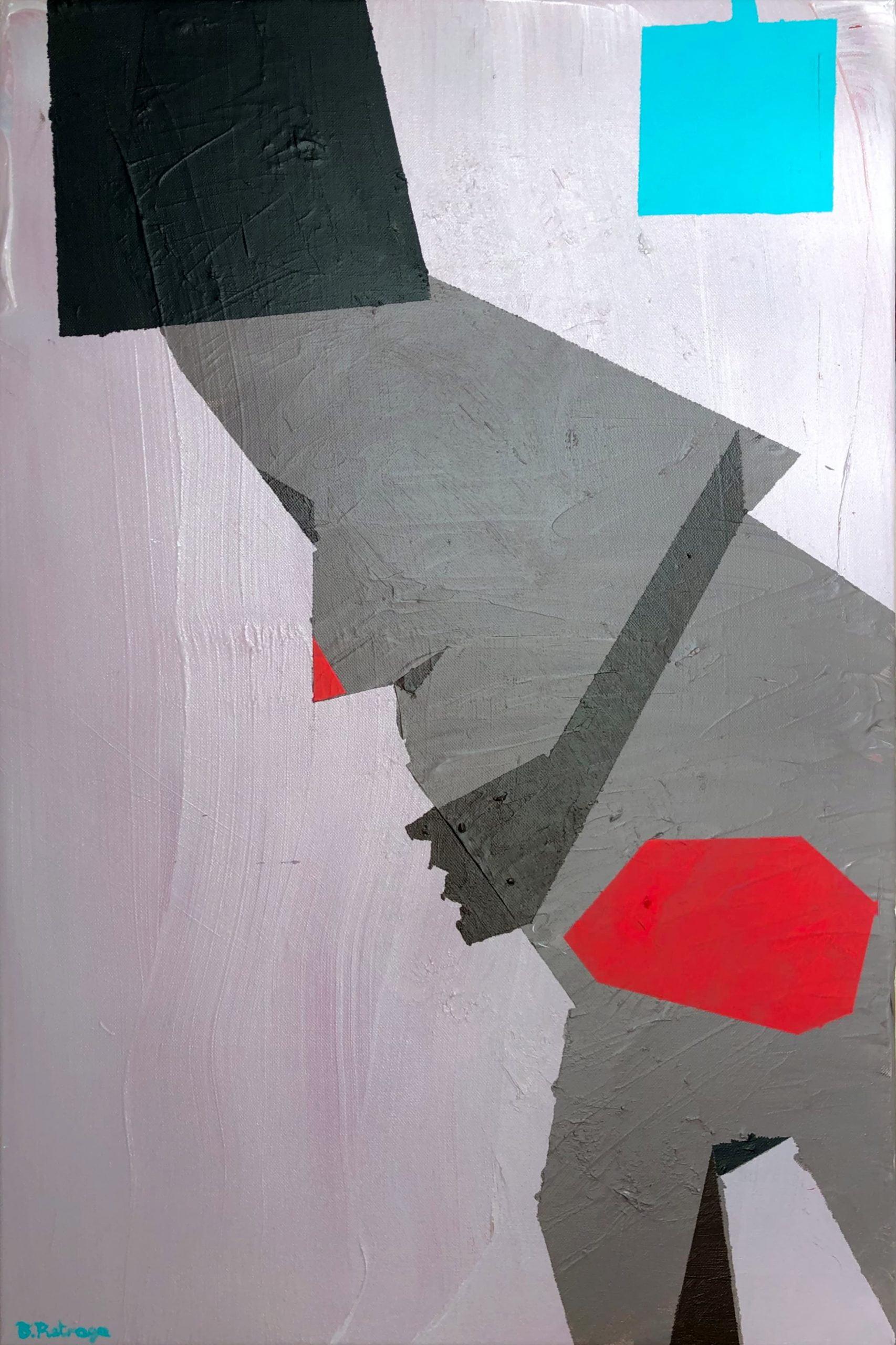 LIFE-XI Bernard Pietraga, contemporary painting